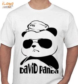 David-Panda - T-Shirt