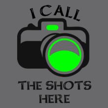 Photographer Shots-Here T-Shirt
