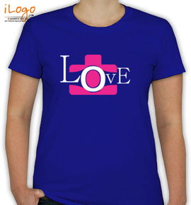 LUV CAMERA - T-Shirt [F]