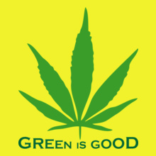 Greenpeace Green-is-good T-Shirt
