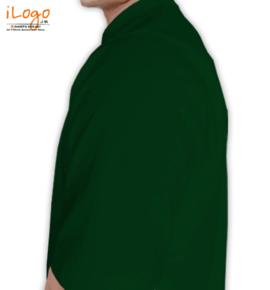 Green-peace Left sleeve