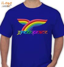 Greenpeace GreenBlue T-Shirt