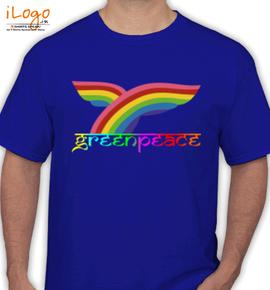 GreenBlue - T-Shirt