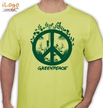 Greenpeace Greentrees T-Shirt