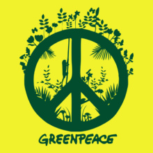 Greenpeace Greentrees T-Shirt