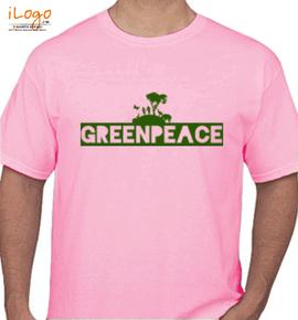 GREENP - T-Shirt