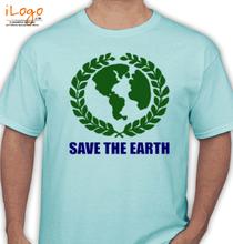 Greenpeace save-earth T-Shirt