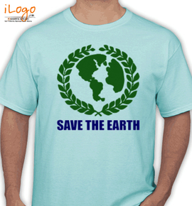 save-earth - T-Shirt