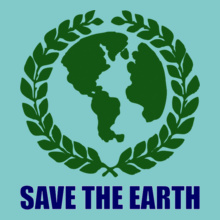 Greenpeace save-earth T-Shirt