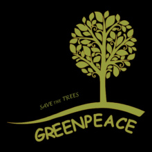 Greenpeace save-trees T-Shirt