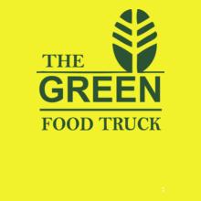 Restaurant green-foodtrunk T-Shirt