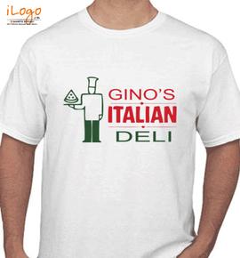 italian deli - T-Shirt