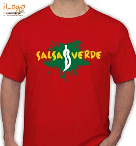 salsa verde - T-Shirt