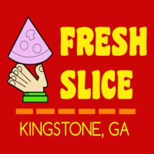 Restaurant slice T-Shirt
