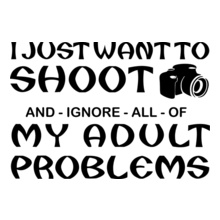 Photographer iwant-to-shoot T-Shirt