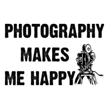 Photographer photography-makes-happy T-Shirt