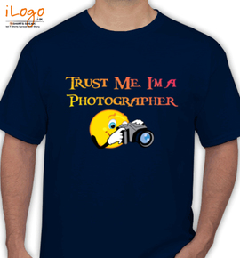 trust me i%m a photographer - T-Shirt