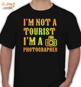 Photographer - T-Shirt