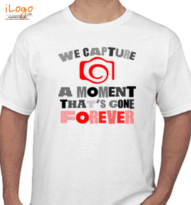 moment capture - T-Shirt