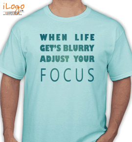 focus - T-Shirt