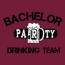 Bachelorette Party bachelor-tshirt T-Shirt