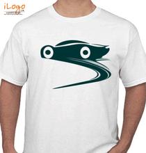 Automotive Car-logo T-Shirt