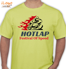 Automotive Festival-of-speed T-Shirt