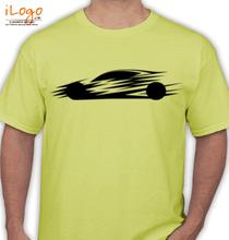 Automotive Racing-car T-Shirt