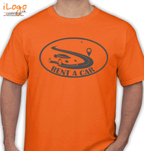Automotive Rental-car T-Shirt