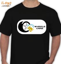 Automotive Wheel-Care T-Shirt