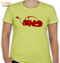 Automotive Electric-Car T-Shirt