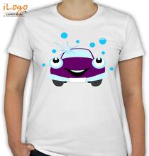 Automotive CAR-WASH T-Shirt