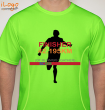 Running finisher-jan- T-Shirt