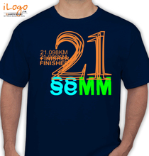 Running half-marathon-jan T-Shirt