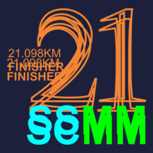 half-marathon-jan T-Shirt