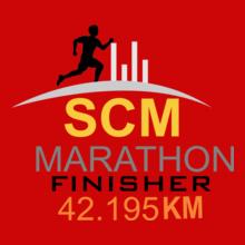 Running finisher-full-marathon T-Shirt