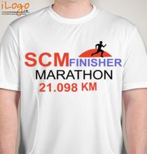 Running sun-down-marathon%C T-Shirt