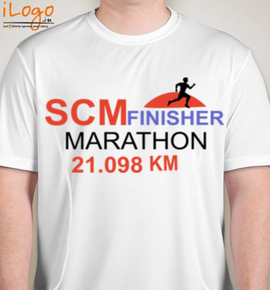 sun-down-marathon%C - Blakto Sports T-Shirt