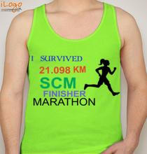 Running scm-marathon-for-jan T-Shirt