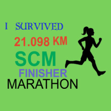 Running scm-marathon-for-jan T-Shirt