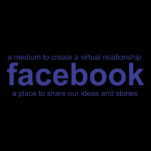 Facebook facebook-relation T-Shirt