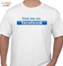 Facebook on-facebook T-Shirt