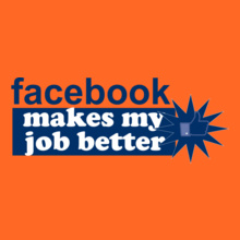 Facebook better-job T-Shirt
