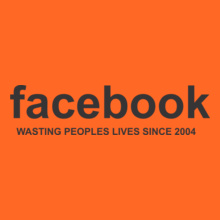 Facebook facebook-waste T-Shirt