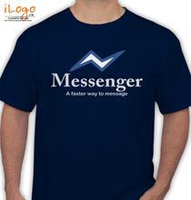 Facebook fb-messenger T-Shirt
