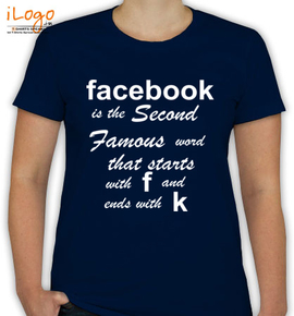 famous on fb - T-Shirt [F]