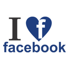 Facebook love-facebook T-Shirt