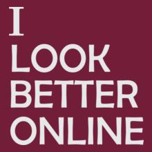 Facebook looks-better T-Shirt