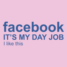 Facebook facebook-its-my-job T-Shirt