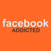 facebook-addicted T-Shirt